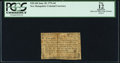 Colonial Notes:New Hampshire, New Hampshire June 28, 1776 4d PCGS Apparent Fine 12.. ...