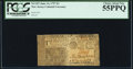Colonial Notes:New Jersey, New Jersey June 14, 1757 £3 PCGS Choice About New 55PPQ.. ...