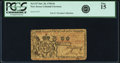 Colonial Notes:New Jersey, New Jersey October 20, 1758 £6 PCGS Fine 15.. ...