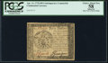 Colonial Notes:Continental Congress Issues, Continental Currency April 11, 1778 $40 Contemporary Counterfeit PCGS Apparent Choice About New 58.. ...