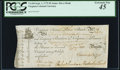 Colonial Notes:Virginia, Virginia September 1, 1775 £5 PCGS Extremely Fine 45.. ...