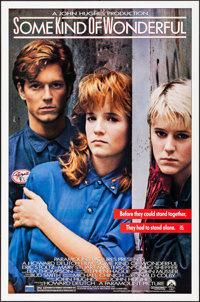 Some Kind of Wonderful & Other Lot (Paramount, 1987). Rolled, Very Fine. One Sheet & International One S...