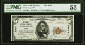 National Bank Notes:Maine, Ellsworth, ME - $5 1929 Ty. 2 The Liberty NB Ch. # 3804 PMG About Uncirculated 55.. ...