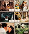 """Movie Posters:Foreign, The Bear and the Doll (Paramount, 1970). Fine/Very Fine. French Lobby Cards (11) (9"""" X 11.5""""). Foreign.. ... (Total: 11 Items)"""