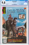 Star Trek #56 (Gold Key, 1978) CGC NM/MT 9.8 White pages