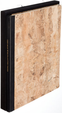 [Limited Editions Club]. Jean Giono. The Man Who Planted Trees. New York: 1995. One of 300 copi