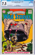 Silver Age (1956-1969):War, Star Spangled War Stories #93 (DC, 1960) CGC VF- 7.5 Cream to off-white pages....