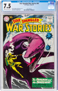 Silver Age (1956-1969):War, Star Spangled War Stories #94 (DC, 1961) CGC VF- 7.5 Cream to off-white pages....