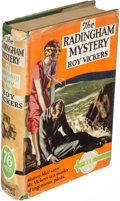 Books:Mystery & Detective Fiction, Roy Vickers. Pair of Herbert Jenkins Books. London: [1928-1931]. First editions.. ... (Total: 2 Items)