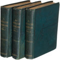 Books:Mystery & Detective Fiction, C. L. Pirkis. A Dateless Bargain. London: 1887. First edition.. ... (Total: 3 )