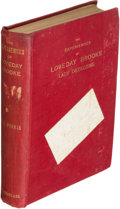 Books:Mystery & Detective Fiction, C. L. Pirkis. The Experiences of Loveday Brooke, Lady Detective. London: 1894. First edition.. ...