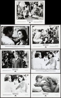 Indecent Proposal & Other Lot (Paramount, 1993). Very Fine. Photos (17) & Mini Lobby Card Set of 12 (8&q...