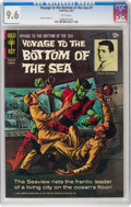 Silver Age (1956-1969):Science Fiction, Voyage to the Bottom of the Sea #7 (Gold Key, 1967) CGC NM+ 9.6 White pages....