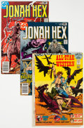 Bronze Age (1970-1979):Western, Jonah Hex Group of 21 (DC, 1972-80).... (Total: 21 Comic Books)