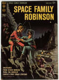 Silver Age (1956-1969):Science Fiction, Space Family Robinson #1 File Copy (Gold Key, 1962) Condition: FN+....