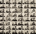 Photographs:Gelatin Silver, Wang Jinsong (Chinese, b. 1963). Swear, 1998. Gelatin silver. 47-7/8 x 50 inches (121.6 x 127 cm). Signed, dated, and ed...