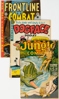 Golden Age (1938-1955):Miscellaneous, Golden Age Comics Group OF 11 (Various Publishers, 1944-55) Condition: Average GD/VG.... (Total: 11 )