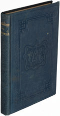Books:Mystery & Detective Fiction, Thomas Waters. The Recollections of a Policeman. New York: 1852. First edition.. ...