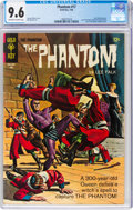 Silver Age (1956-1969):Superhero, Phantom #17 (Gold Key, 1966) CGC NM+ 9.6 Off-white to white pages....