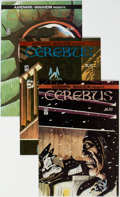 Modern Age (1980-Present):Alternative/Underground, Cerebus the Aardvark #23-61 Complete Run Group (Aardvark-Vanaheim, 1980-84) Condition: Average VF/NM.... (Total: 39 Comic Books)