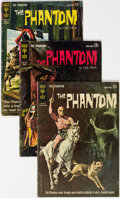 Silver Age (1956-1969):Adventure, Phantom Group of 29 (Gold Key, 1962-77) Condition: Average VG.... (Total: 29 Comic Books)