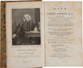 Books:Biography & Memoir, James Boswell. The Life of Samuel Johnson. London: 1793. Second edition.. ... (Total: 3 Items)