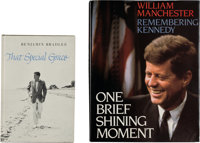[Jacqueline Kennedy Onassis]. Pair of Books from the Library of Jacqueline Kennedy Onassis, including: