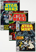 Modern Age (1980-Present):Science Fiction, Star Wars Group of 45 (Marvel, 1979-82) Condition: Average NM-....(Total: 45 Comic Books)