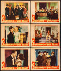 "Movie Posters:Exploitation, Smashing the Vice Trust (Willis Kent Productions, 1937). Fine+. Lobby Cards (6) (11"" X 14""). Exploitation.. ... (Total: 6 Items)"