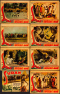 "Movie Posters:Documentary, Sudan (Foy Productions, 1930). Fine+. Lobby Card Set of 8 (11"" X 14""). Documentary.. ... (Total: 8 Items)"