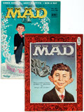 Magazines:Mad, MAD #30 and 40 Group (EC, 1956-58) Condition: Average FN.... (Total: 2 Comic Books)