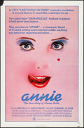 """Movie Posters:Adult, Annie (Map Film, 1976). Folded, Fine/Very Fine. One Sheet (27"""" X 41""""). Adult.. ..."""