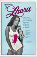 """Movie Posters:Adult, Summer of Laura (T. B. Wellington Productions, 1976). Folded, Fine/Very Fine. One Sheet (27"""" X 41""""). Adult.. ..."""