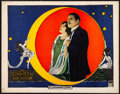 "Movie Posters:Romance, The Glimpses of the Moon (Paramount, 1923). Very Fine-. Lobby Card (11"" X 14""). Romance.. ..."