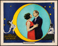 """Movie Posters:Romance, The Glimpses of the Moon (Paramount, 1923). Very Fine-. Lobby Card (11"""" X 14""""). Romance.. ..."""