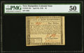 Colonial Notes:New Hampshire, New Hampshire April 29, 1780 $4 PMG About Uncirculated 50.. ...