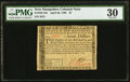 Colonial Notes:New Hampshire, New Hampshire April 29, 1780 $7 PMG Very Fine 30.. ...
