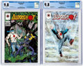 Modern Age (1980-Present):Superhero, Bloodshot #6 and 7 CGC-Graded Group (Valiant, 1993) CGC NM/MT 9.8.... (Total: 2 Comic Books)