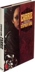 Books:Horror & Supernatural, Stephen King. Carrie. Garden City: Doubleday & Company, 1974. First edition of King's first novel. ...