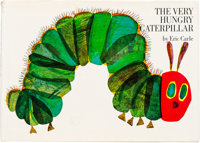 Eric Carle. The Very Hungry Caterpillar. New York: The World Publishing Company, [1969]. First