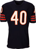 Football Collectibles:Uniforms, 1970-71 Gale Sayers Game Worn Chicago Bears Jersey....