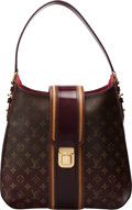 Luxury Accessories:Bags, Louis Vuitton Bordeaux Monogram Mirage Musette Bag...