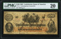 CT41/315 $100 1862 Contemporary Counterfeit PMG Very Fine 20