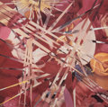 Fine Art - Work on Paper:Print, James Rosenquist (1933-2017). 4 Off for Pavilion, 1985. Lithograph in colors on wove paper. 25 x 25 inches (63.5 x 63.5 ...