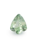 Gems:Faceted, Gemstone: Green Beryl - 4.53 Cts.. Brazil. 13.1 x 11.1 x 7.13 mm. ...