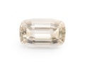 Gems:Faceted, Gemstone: Aragonite - 11.09 Cts.. Czechoslovakia. 16.94 x 10.74 x 8.2 mm. ...