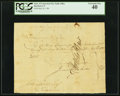 Colonial Notes:Connecticut, Connecticut Pay Table Office May 20, 1780 £500 PCGS Extremely Fine 40.. ...