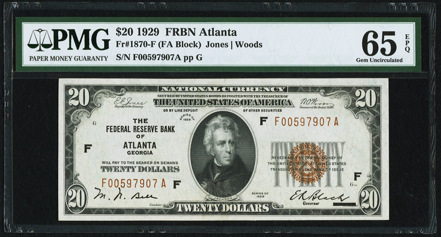 Federal Reserve Bank Notes - Currency for sale on Collectors