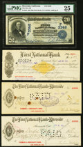 Riverside, CA - $20 1902 Date Back Fr. 642 The First NB Ch. # (P)3348 PMG Very Fine 25