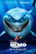 """Movie Posters:Animation, Finding Nemo (Disney Pixar, 2003). Rolled, Very Fine+. One Sheet (27"""" X 40"""") DS Advance. Animation.. ..."""